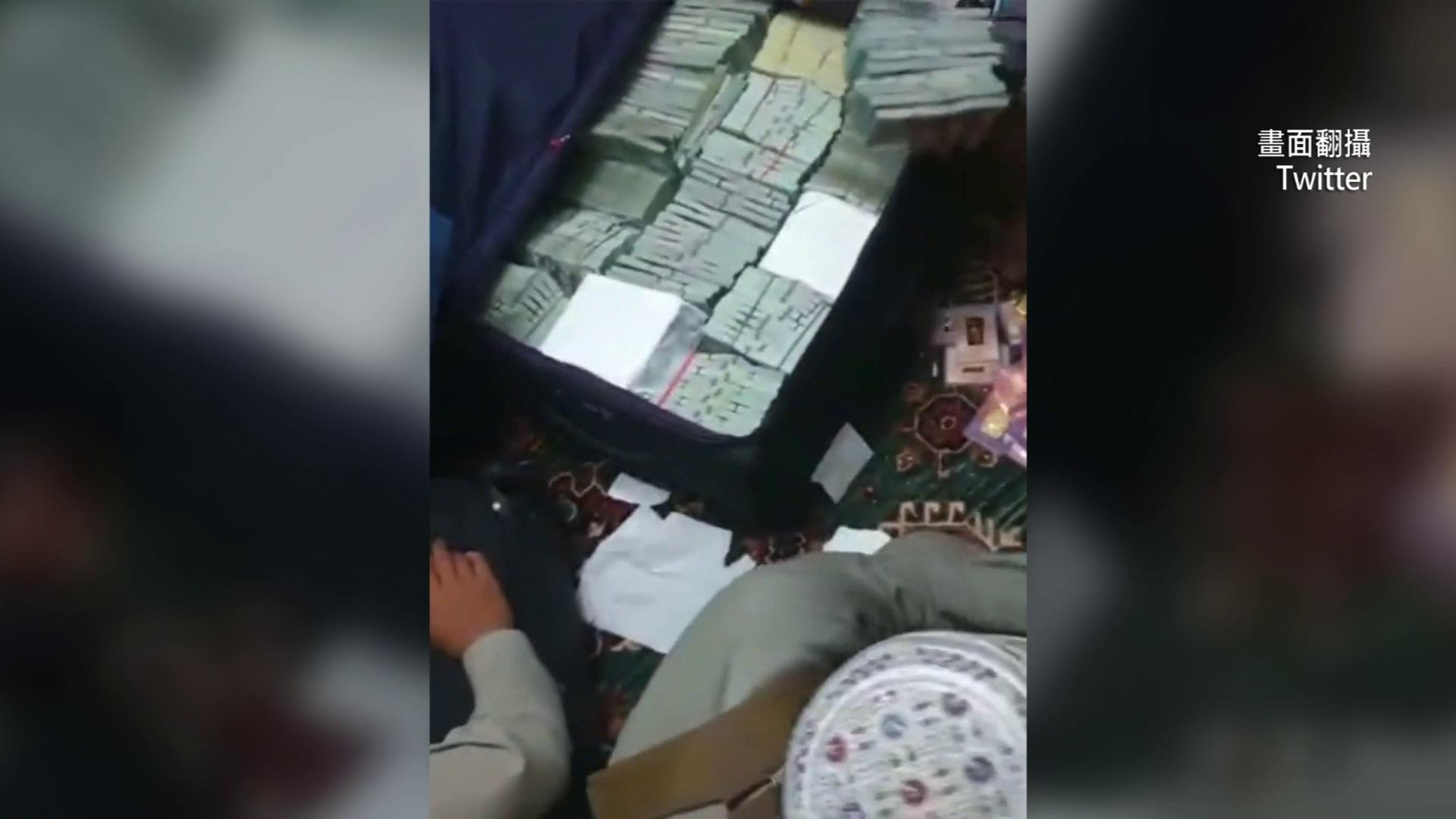 阿富汗前副總統早落跑! 塔利班在家中搜出「金條」、「美金」