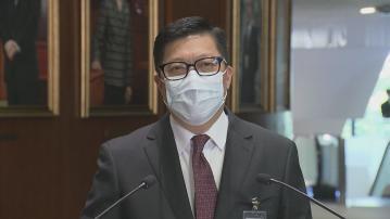 鄧炳強批評記協對不同政治傾向的人有不同做法