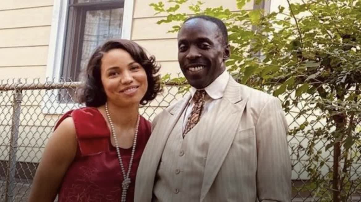 Jurnee Smollett posts tribute to 'Lovecraft Country' co-star Michael K. Williams on day of his funeral: 'Our brother was laid to rest'