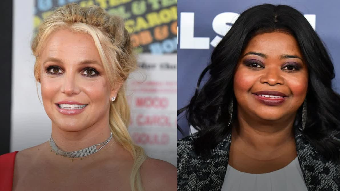Octavia Spencer apologizes for comment urging Britney Spears to get a prenup