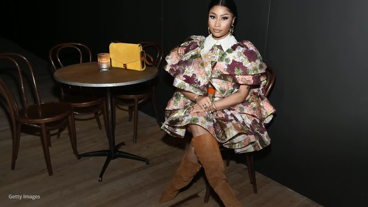 Nicki Minaj says she'll 'never use Twitter again' after COVID-19 vaccine tweets