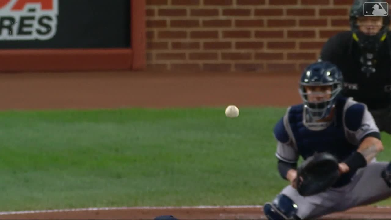 Montgomery主投5.2局狂飆12K 洋基仍1分差吞敗陣【MLB球星精華】20210917