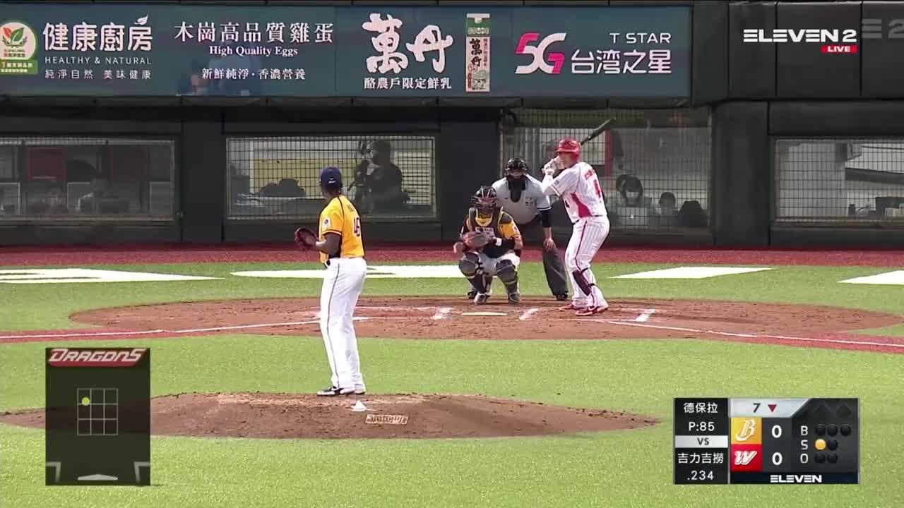 單場Highlights 9/17 (五) 中信 vs 味全【中華職棒32年例行賽】
