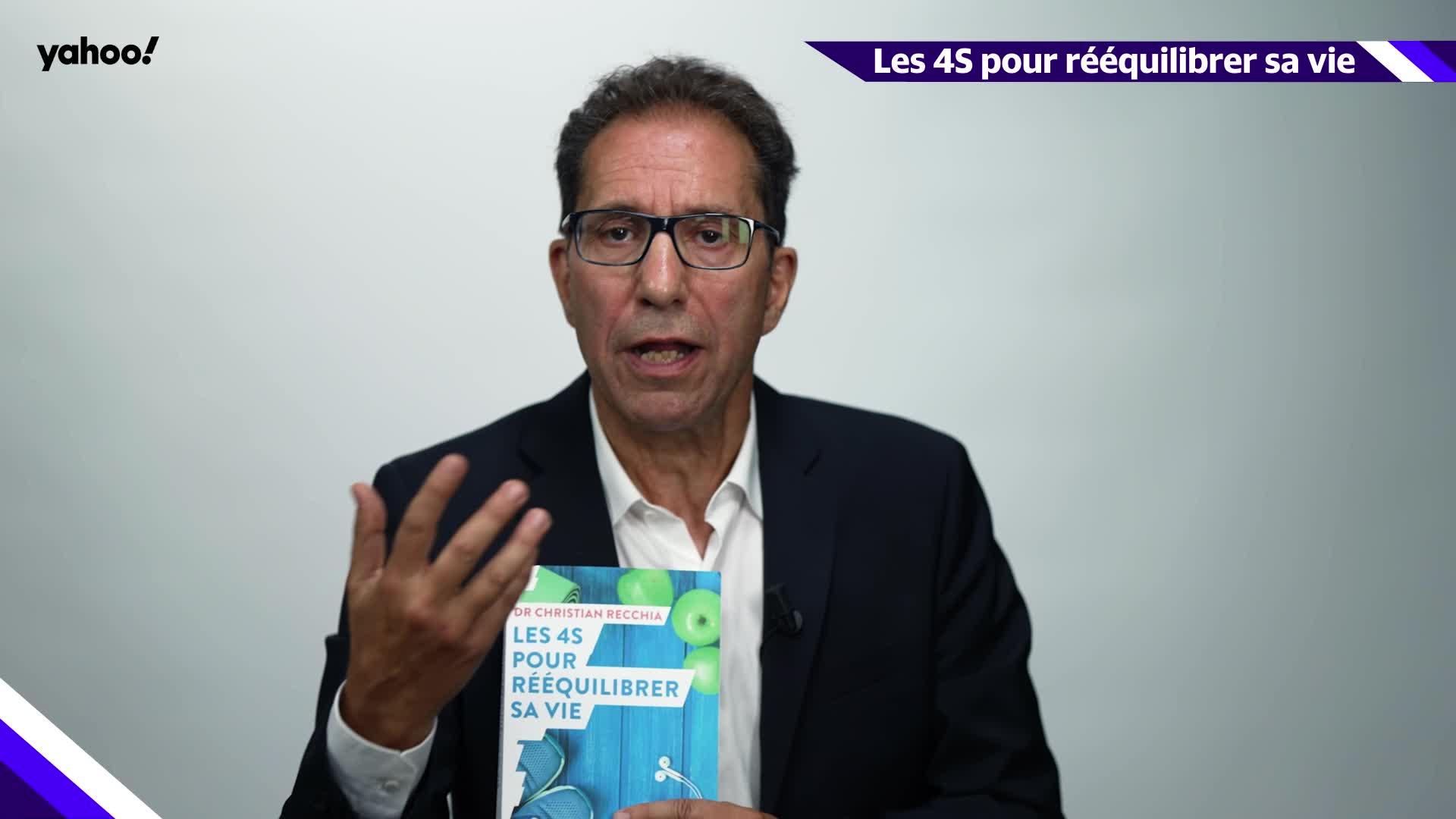 """Carnet de Santé - Dr Christian Recchia : Et si les principaux soucis de santé pouvaient être évités grâce aux """"4S """", le remède miracle pour rééquilibrer sa vie ?"""