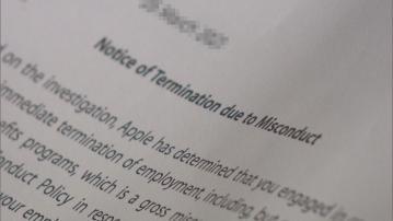 蘋果公司以濫用福利解僱二百名員工 工會質疑實為裁員