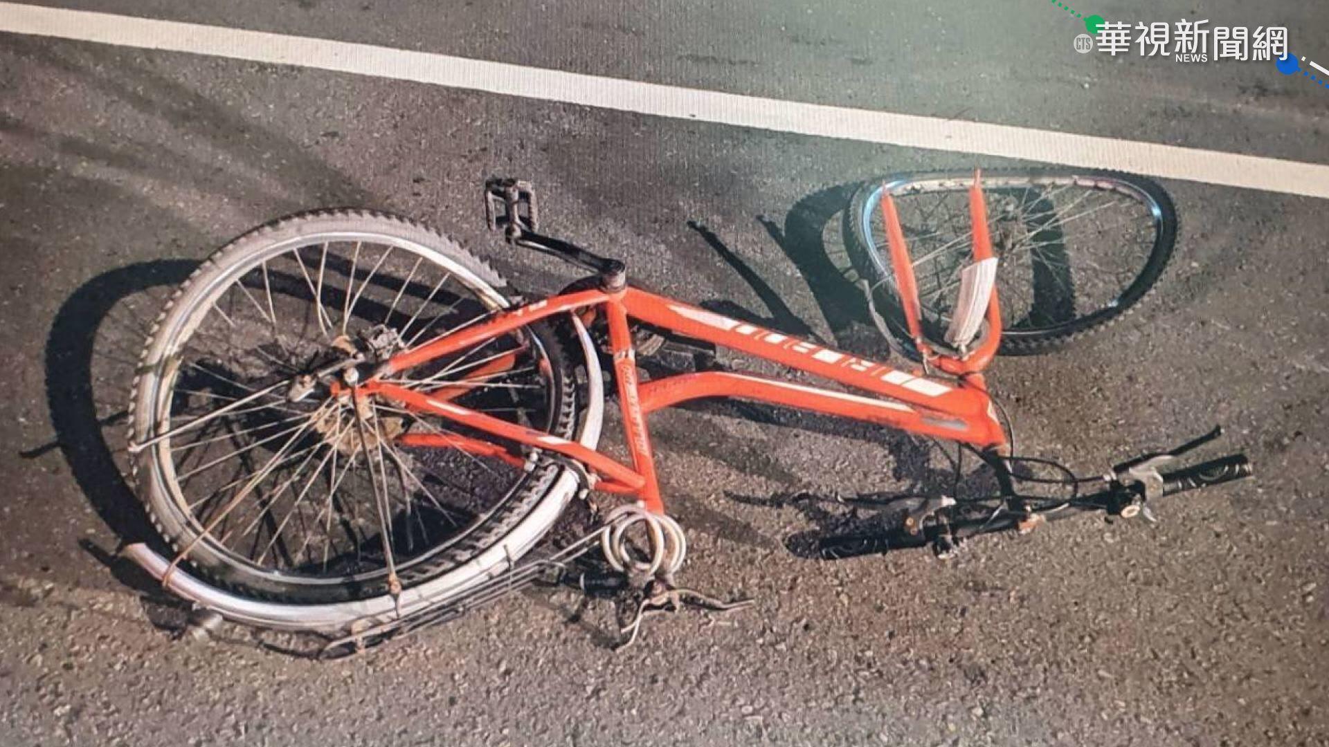 移工酒後騎單車闖紅燈 遭轎車撞飛雙亡