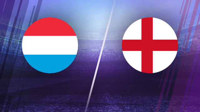 Match Highlight: Luxembourg vs. England