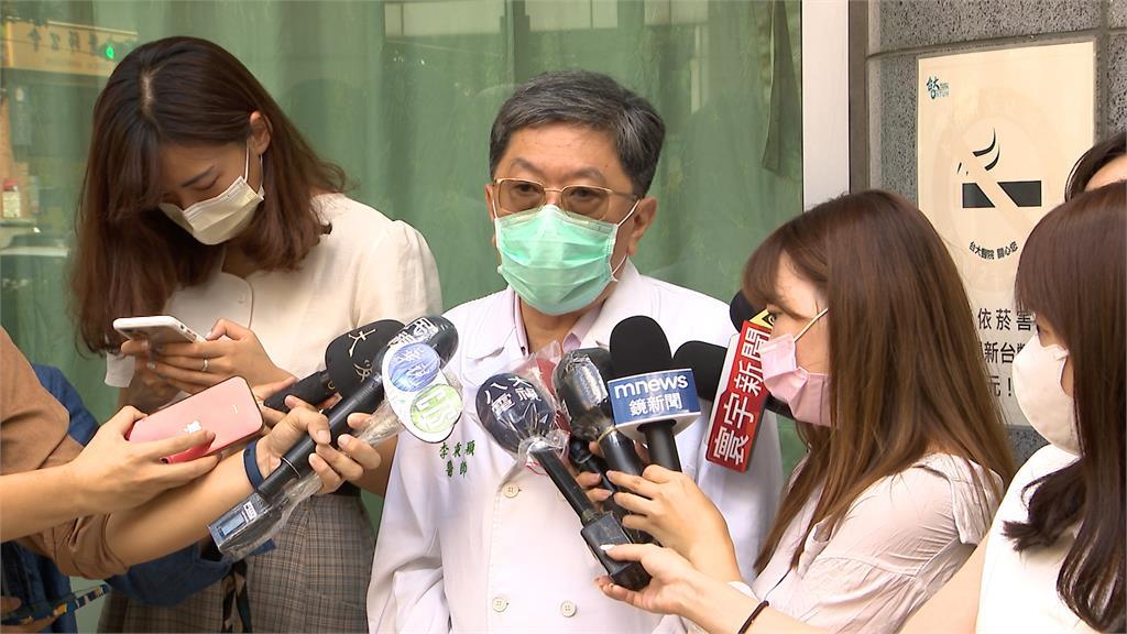 """台大疫苗混打研究 李秉穎號召:""""驗抗體""""變化"""