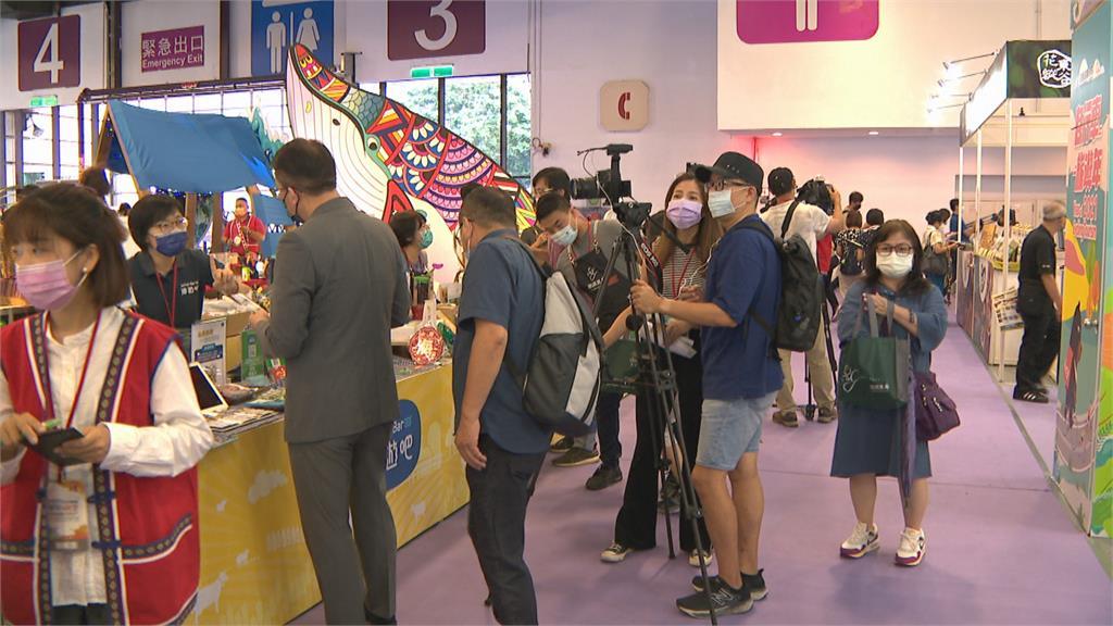 台北國際四季旅展登場 業者推五倍券優惠