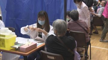 聶德權︰疫苗接種持續放緩 長者接種率偏低令人憂慮