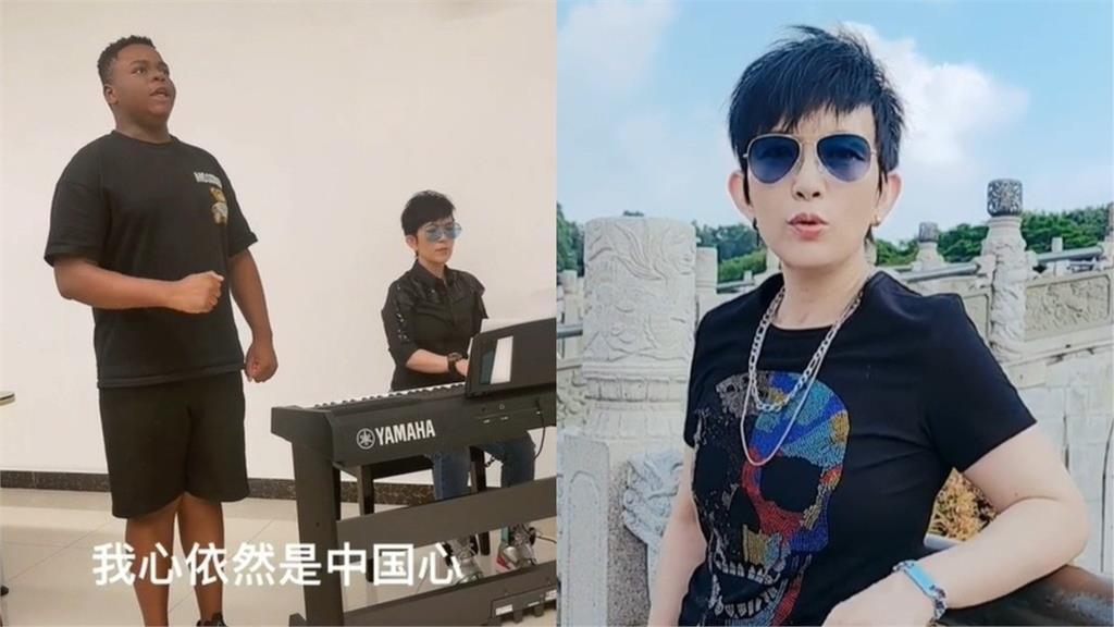 影/潘美辰教唱中國「愛國曲」 他得意:撬開財富密碼