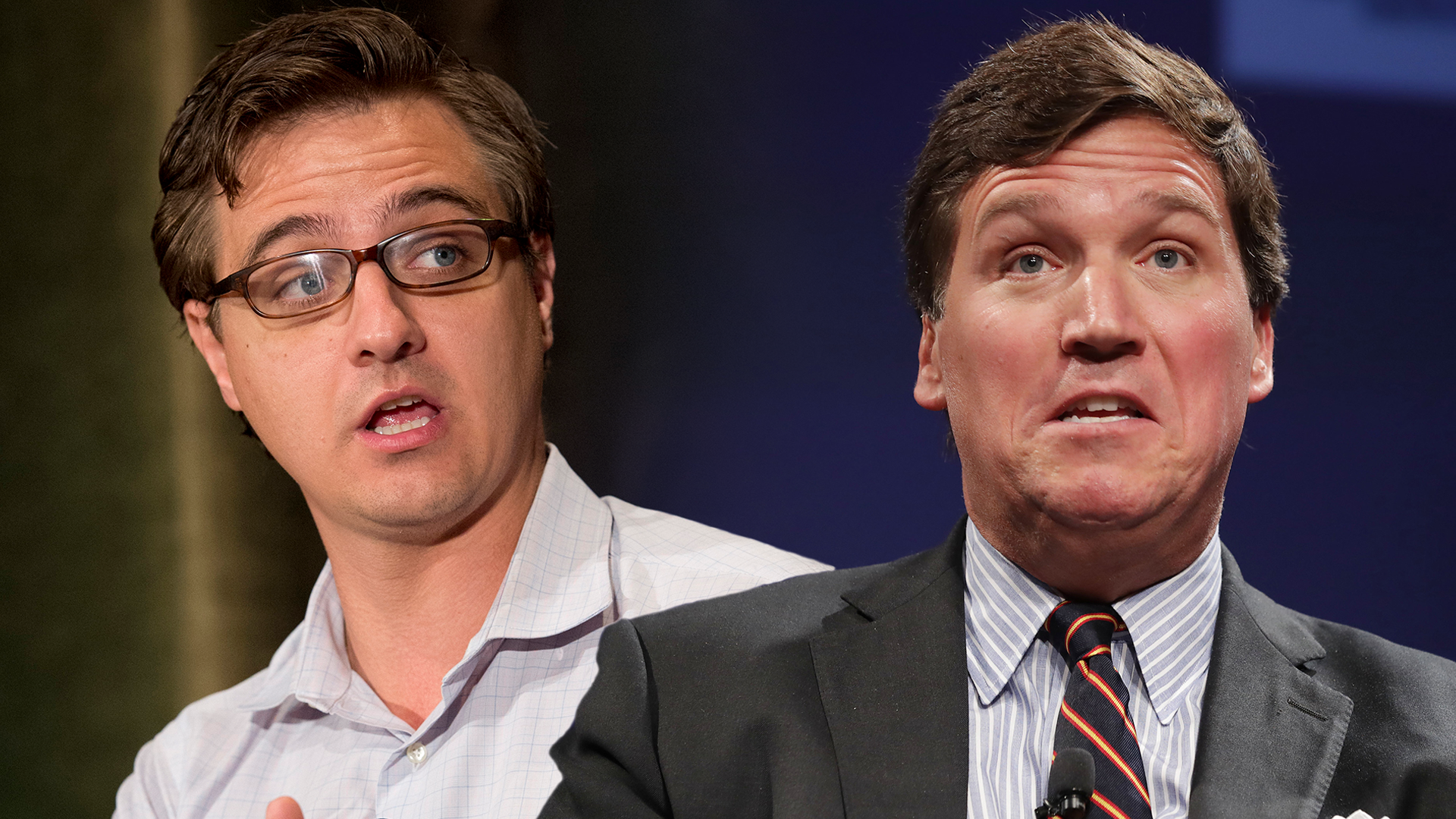 Chris Hayes challenges Tucker Carlson to resign over Fox News's vaccine mandate