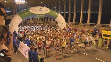 渣打馬拉松本月24日舉行 跑手賽前須接受檢測