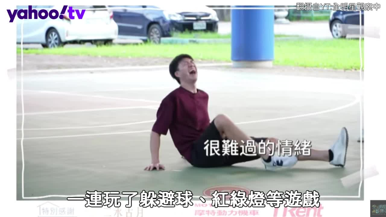 江宏傑錄節目父愛大爆發 自曝小時候心裡缺少一塊