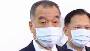 邱國正背書「蔡總統明確講:要保護中華民國」