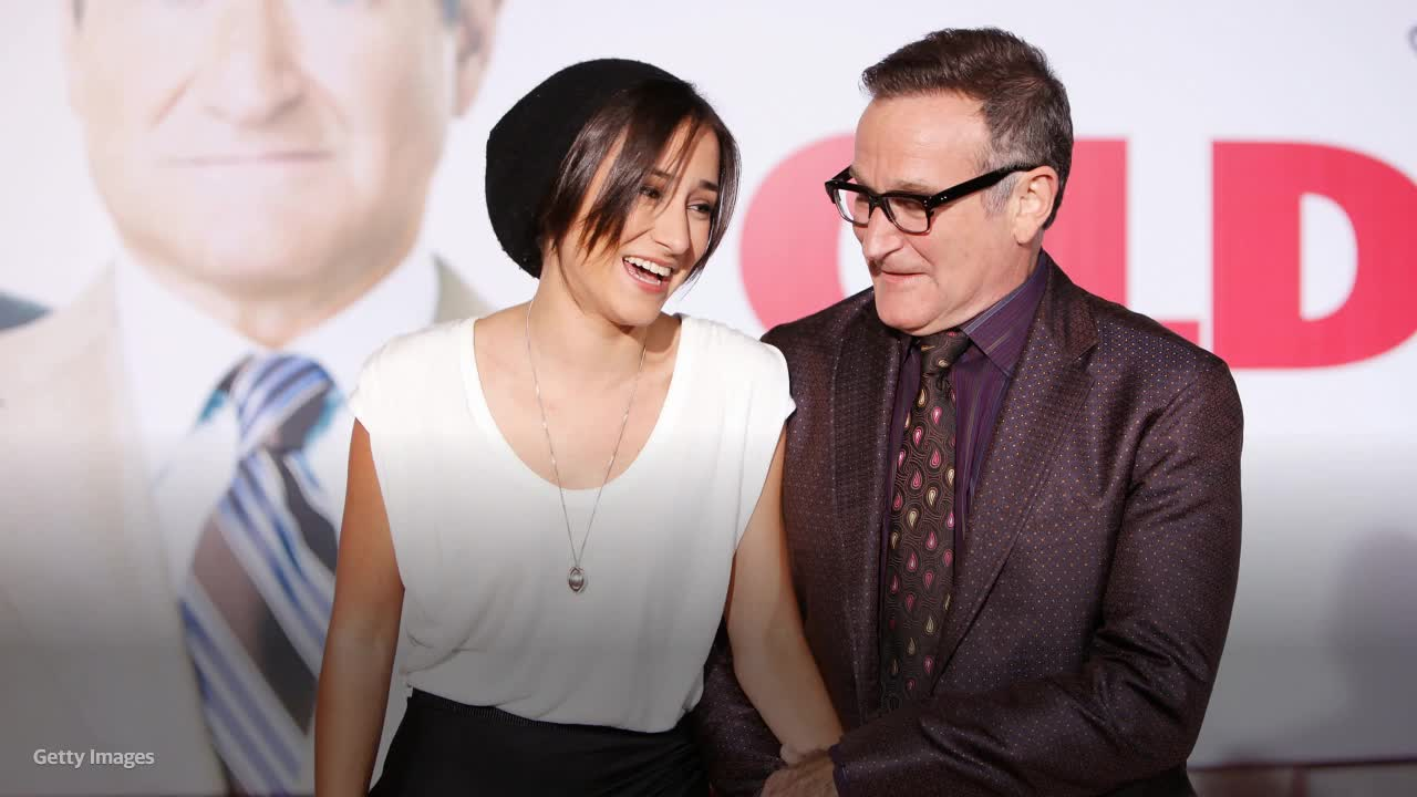 Zelda Williams asks people to 'stop sending' her the viral Robin Williams video