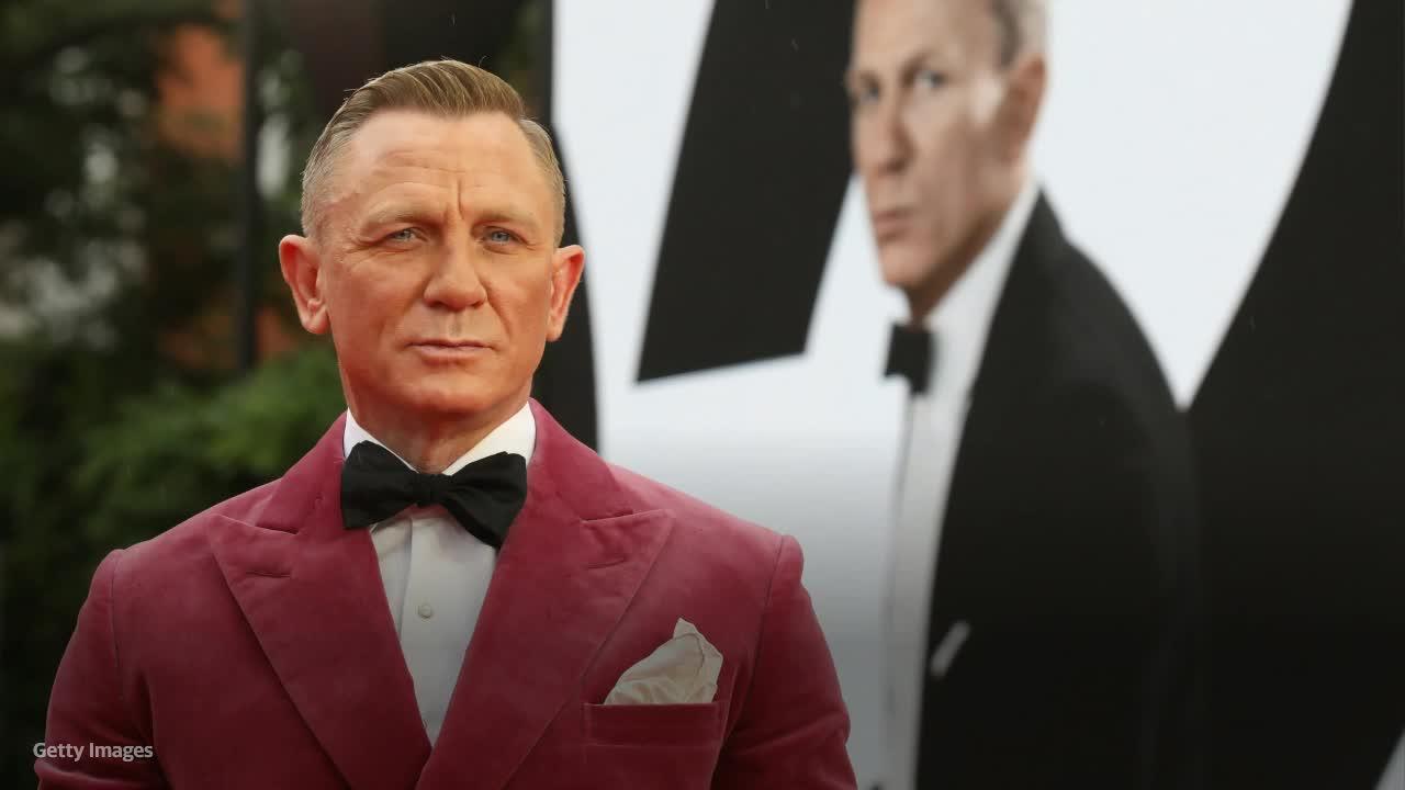 Daniel Craig's advises next James Bond to 'make it your own' — and don't suck