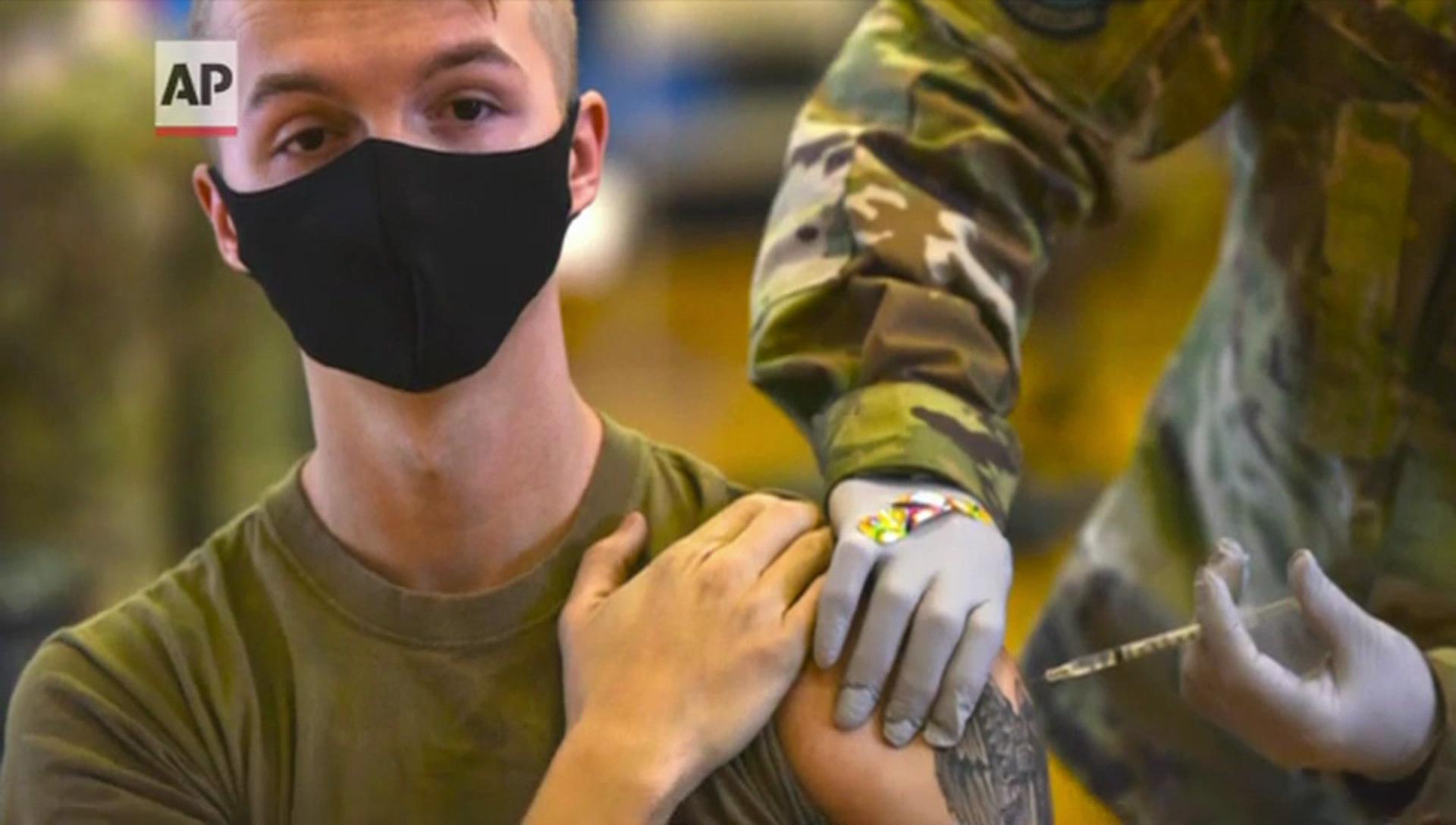 強制接種疫苗! 美國海軍開第一槍「不打就開除」