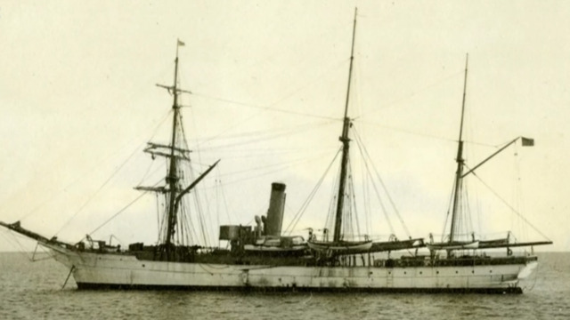 Wreckage of legendary military ship found