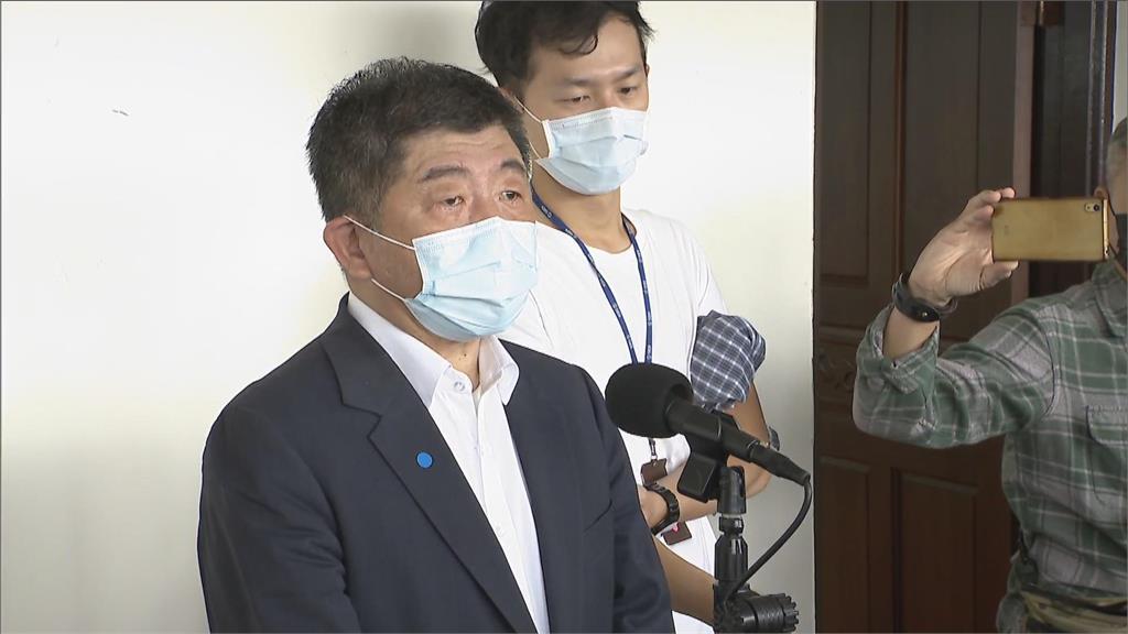 快新聞/台北市打疫苗量能墊底 陳時中:北市可再努力