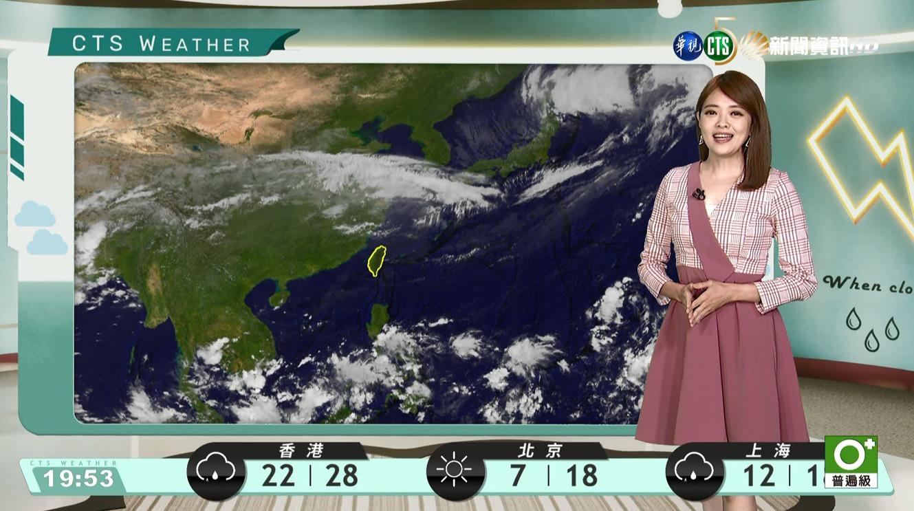 明日東北季風增強 日夜溫差大