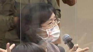 陳玉珍指「緹縈救父」 蘇巧慧回擊:人身攻擊沒水準