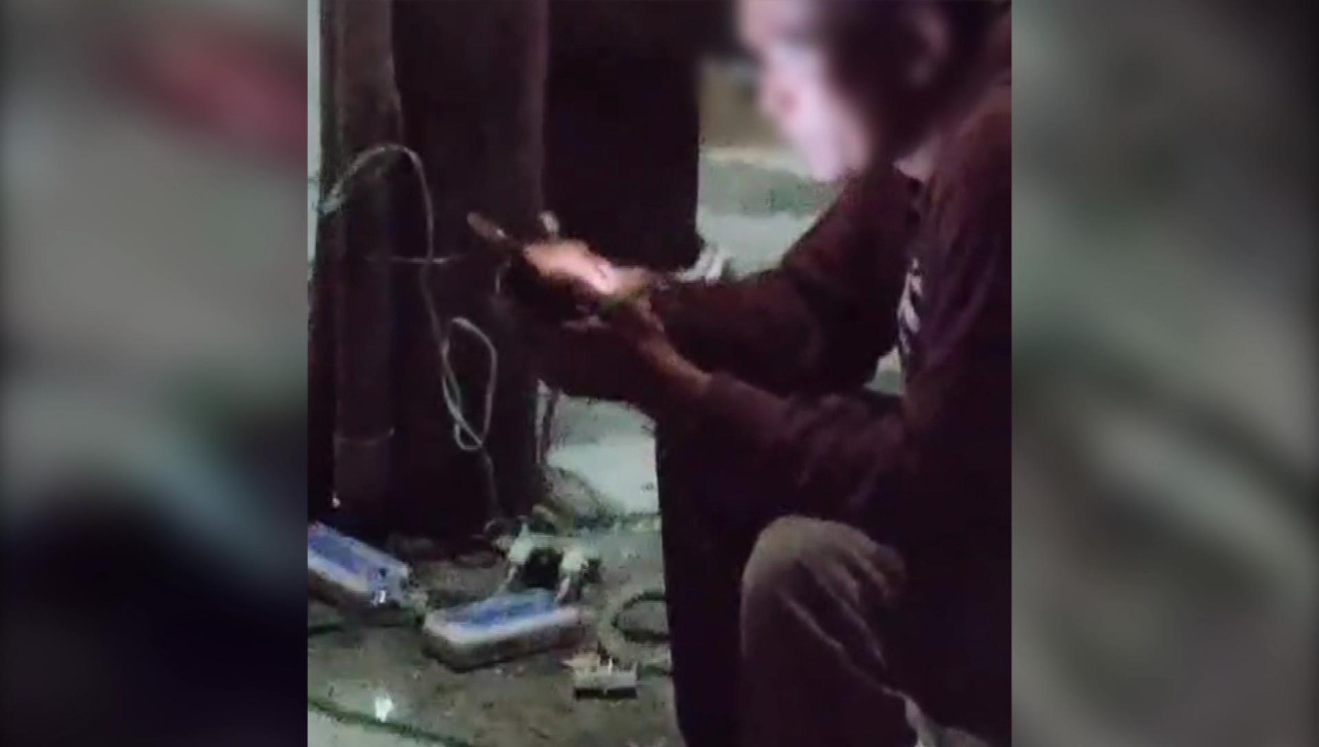 澎湖成偷電天堂? 逾10外籍漁工聚路燈偷電充手機