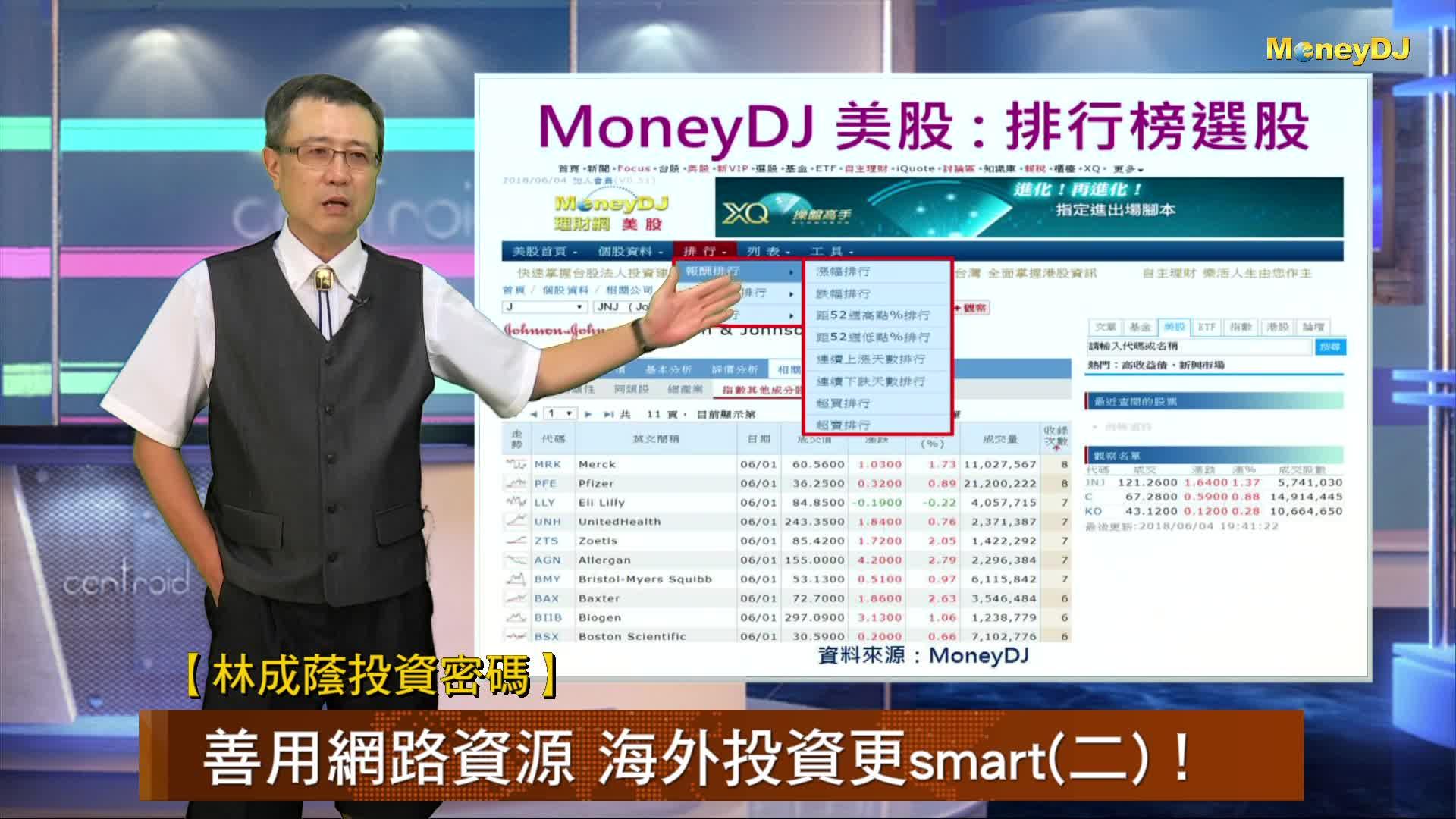 善用網路資源 海外投資更smart(二) !