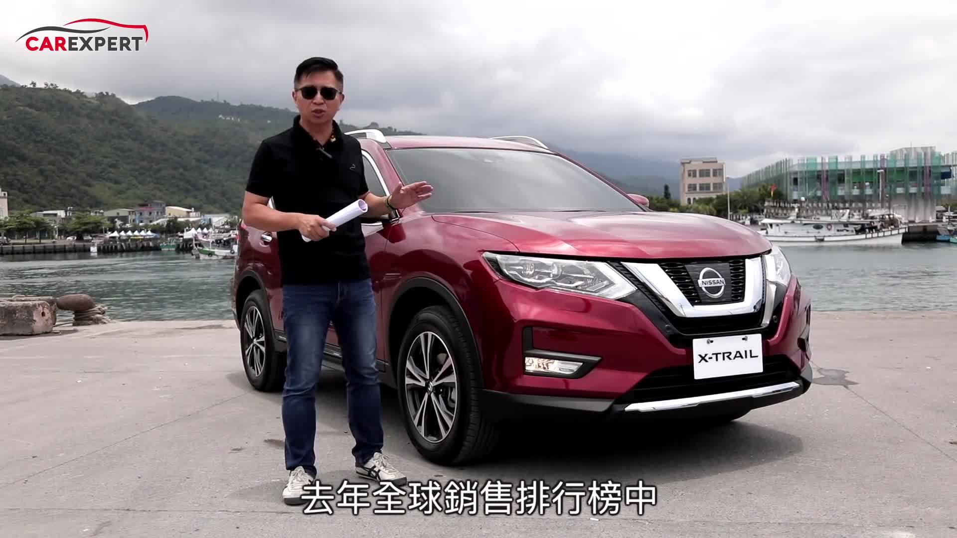 變得更聰明的Nissan X-Trail小改款終於報到!試駕2.5 4WD車型