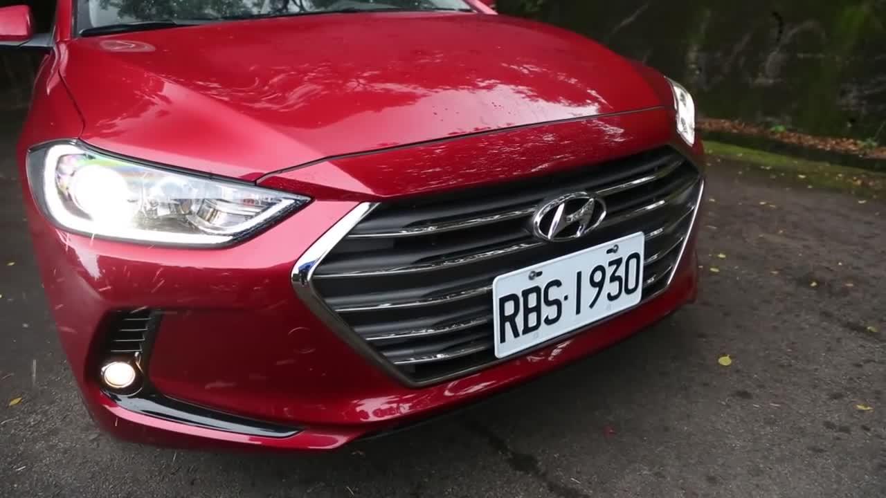 運動本色 質感再進化 Hyundai Super Elantra