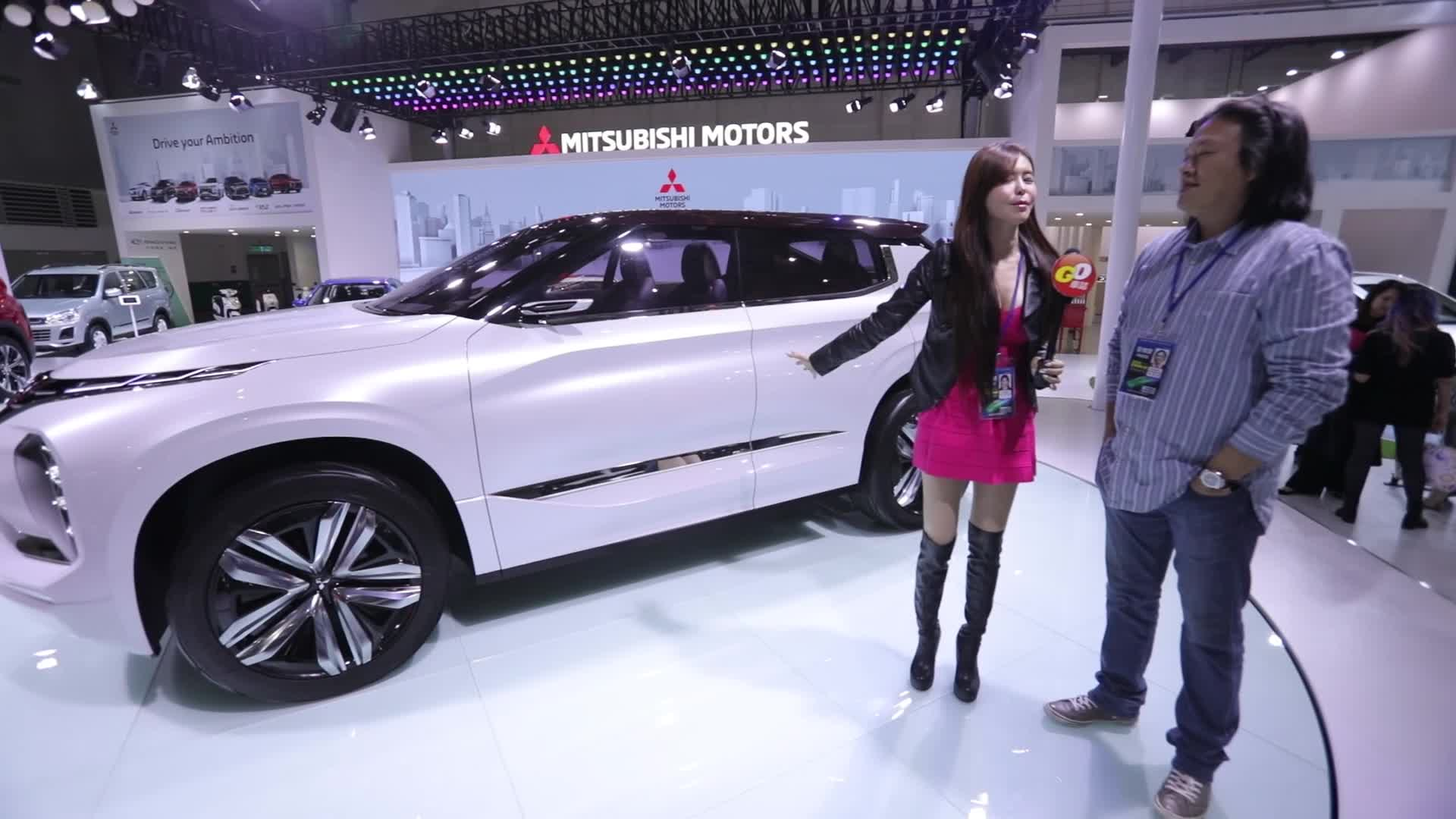 Mitsubishi - 2018 世界新車大展 | 特別報導