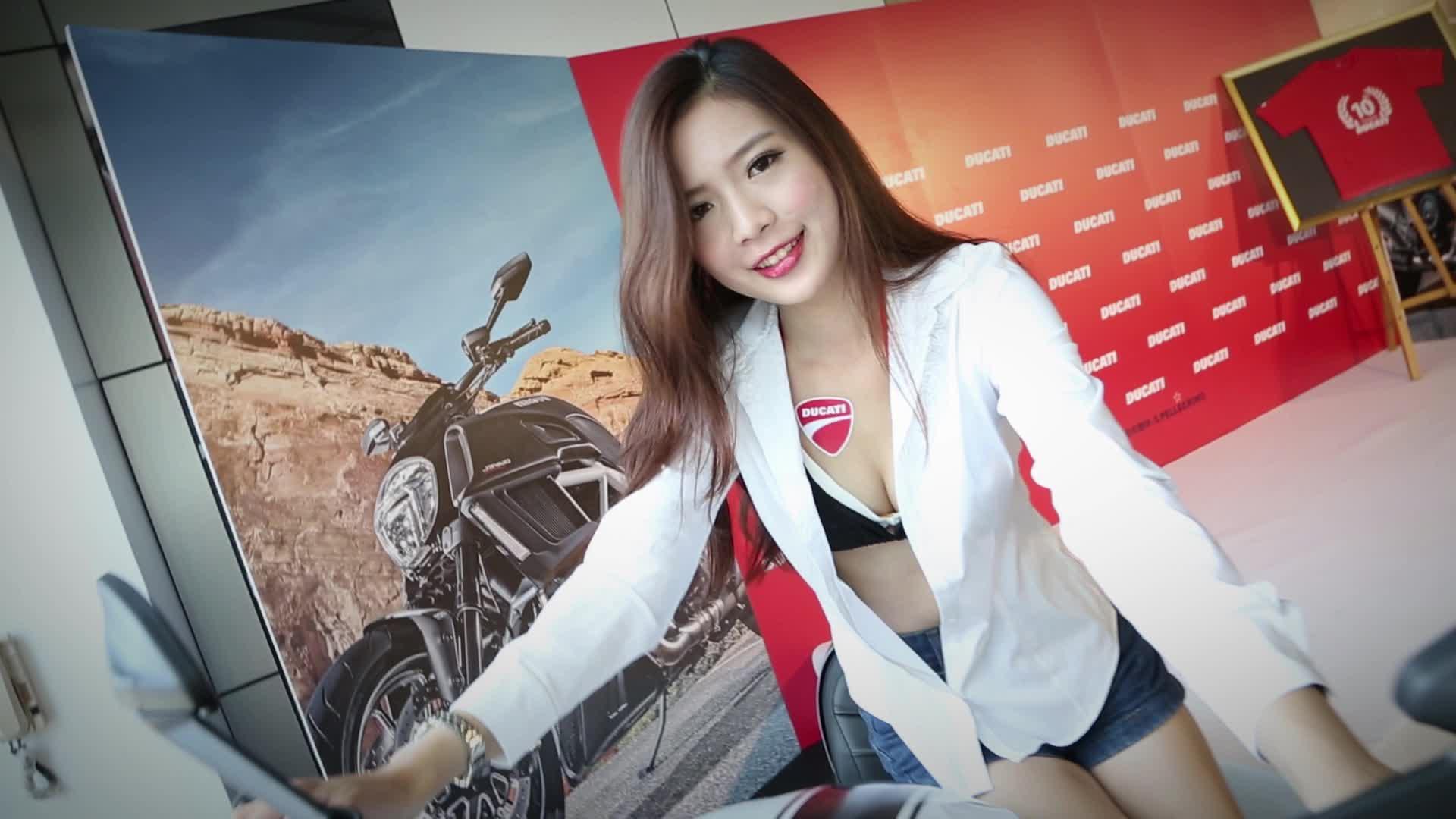世界冠軍記者會 | Ducati Diavel 新車發表