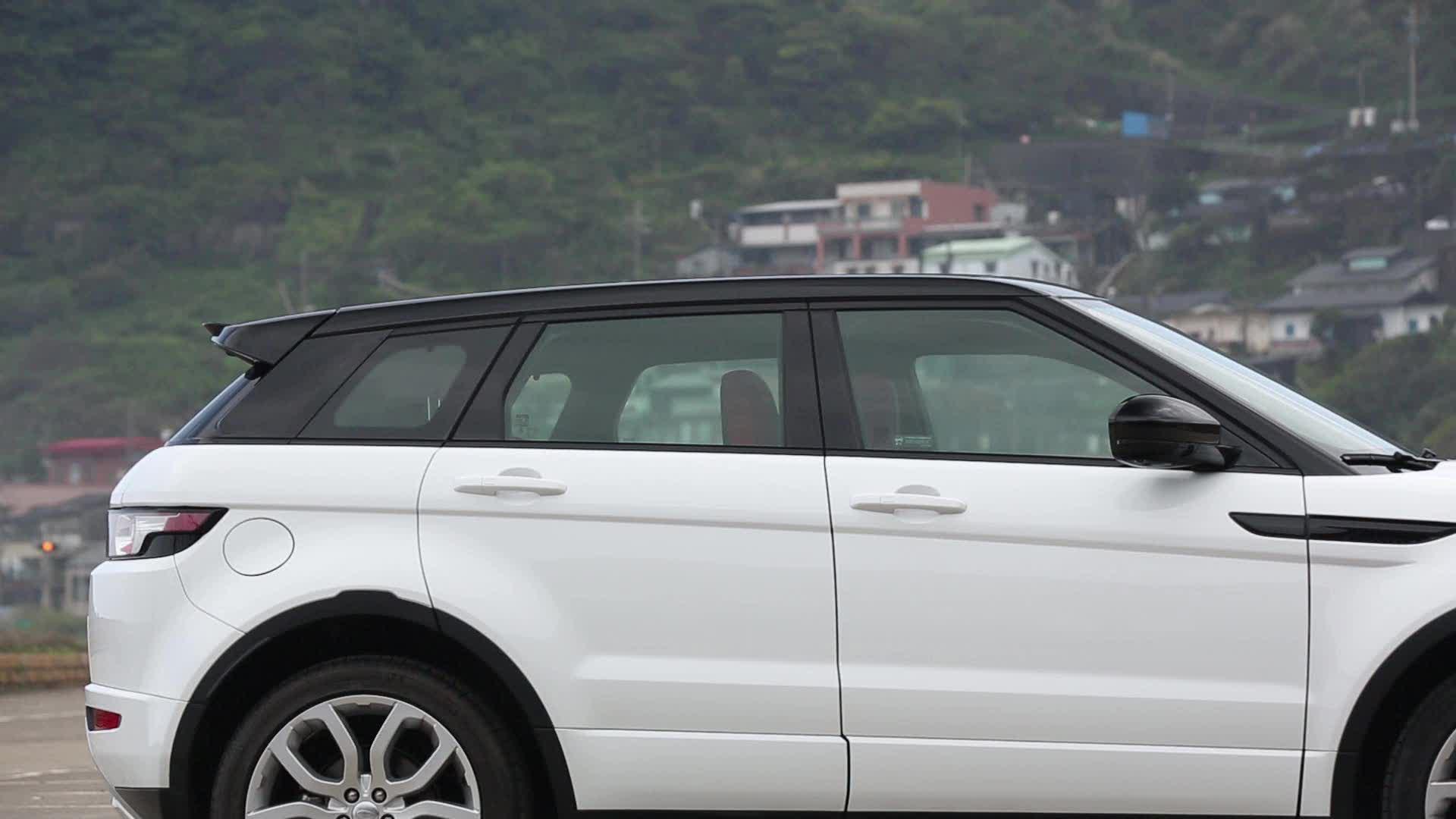 九速首試 Range Rover Evoque