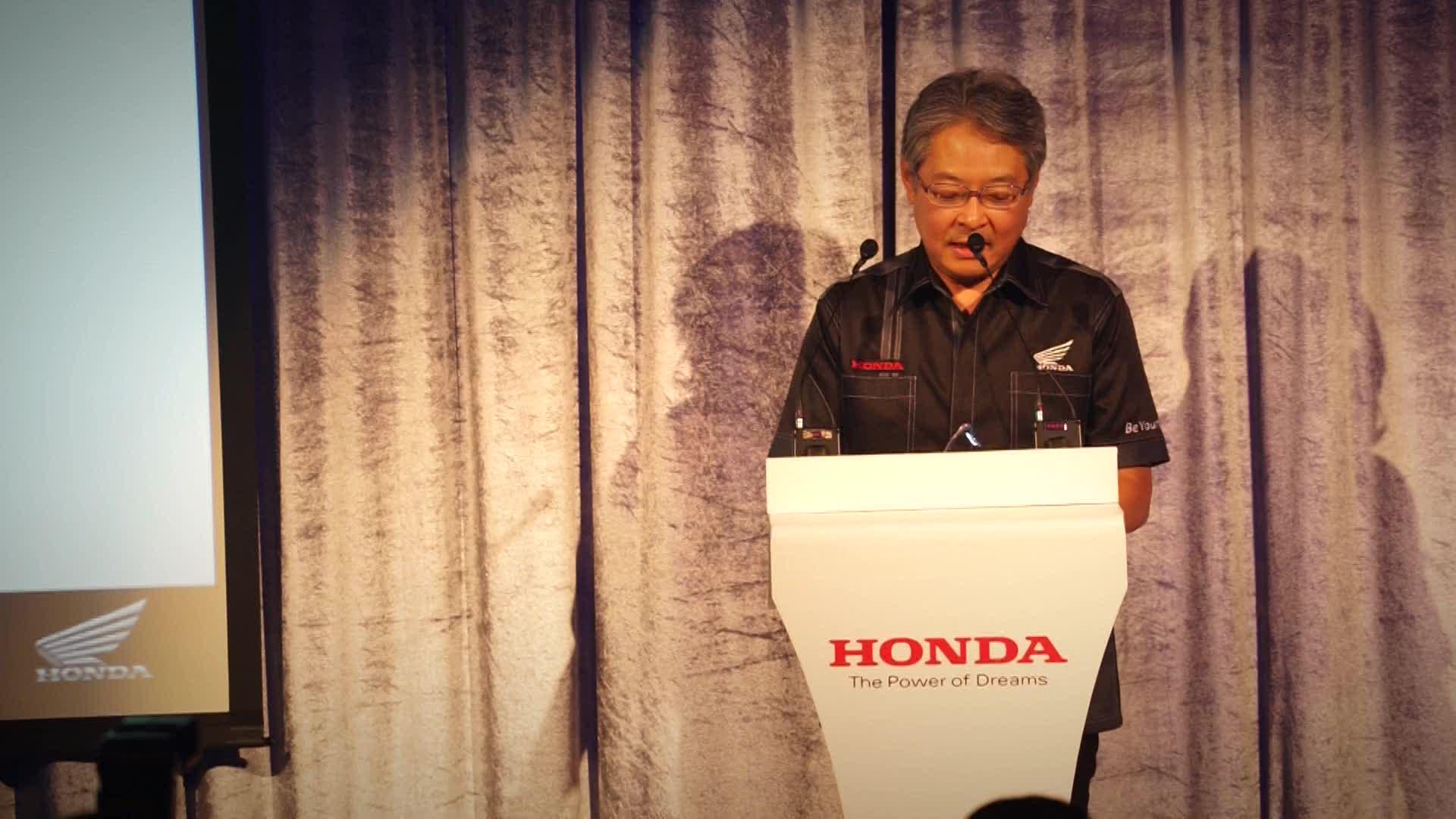 Honda Motorcycle|上市發表會