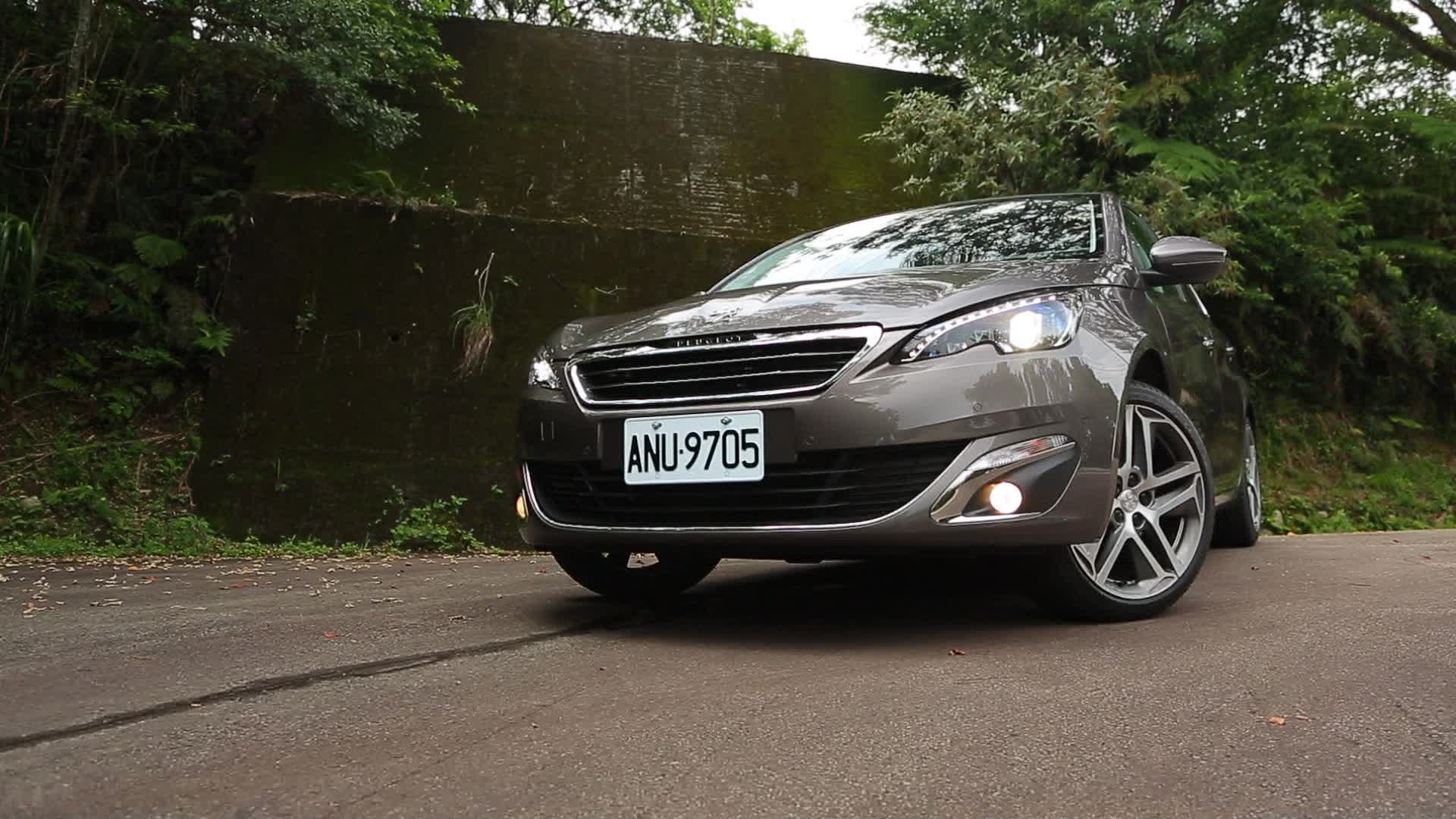 法式經濟學 Peugeot 308 1.2L PureTech