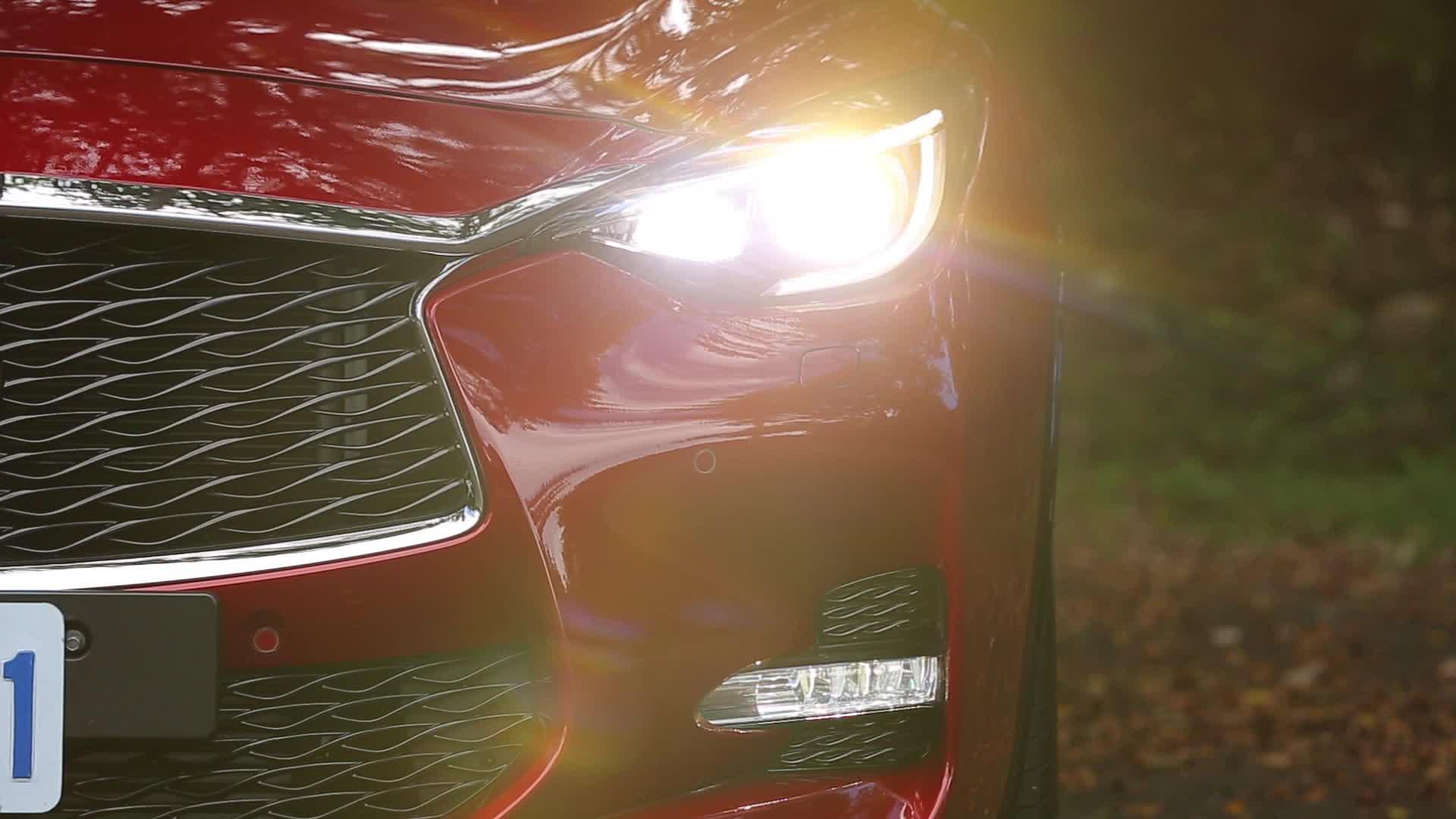 挑戰車格定義 Infiniti Q30S