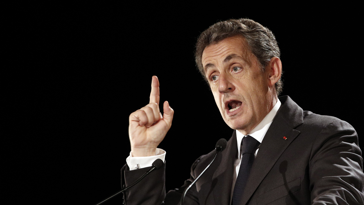 Sarkozy 'offers UK Brexit out if he wins'
