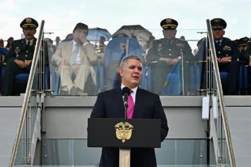 Colombia anuncia ayuda de EEUU por USD 5.000 millones para combatir narcotráfico