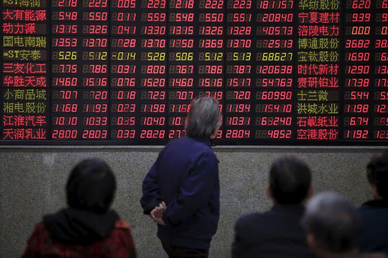 Borsa Shanghai, chiude con peggior calo ultime sei settimane, pesano titoli tech