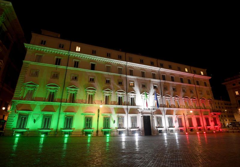 Palazzo Chigi (REUTERS/Alberto Lingria)