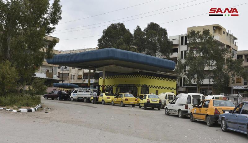 Escasez de combustibles provoca descontento en Siria