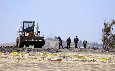 Ethiopian Airlines dice que los test de ADN de las víctimas del accidente tomarán hasta seis meses