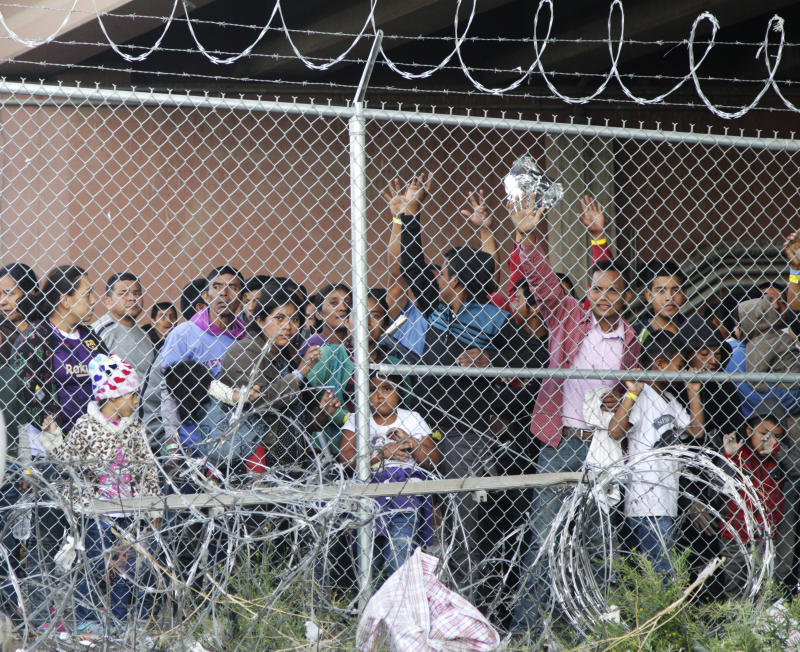 EEUU: Patrulla Fronteriza ordena liberación de migrantes