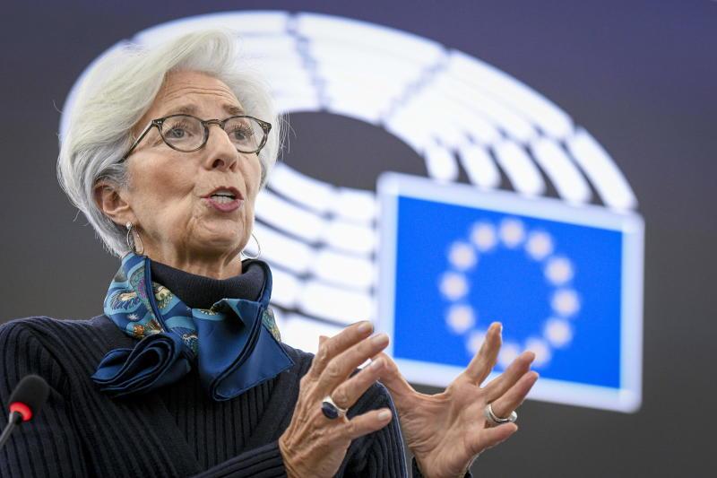 Coronavirus e mercato orso: oggi parla Lagarde