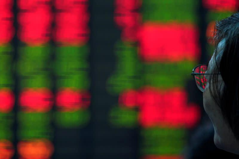 Borsa Shanghai in rialzo con altri mercati asiatici dopo intervento Fed
