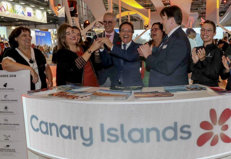 Gran Canaria prevé recibir 900.000 británicos en 2018 pese al Brexit