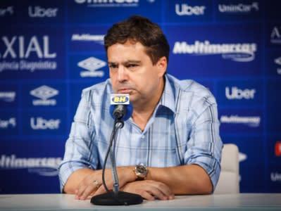 Itair Machado disse que Raposa gasta entre 10 a 12 milhões de reais com a folha salaria do time por mês