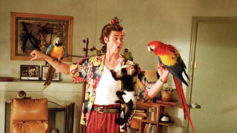 Ace Ventura una de las mejores comedias en Netflix