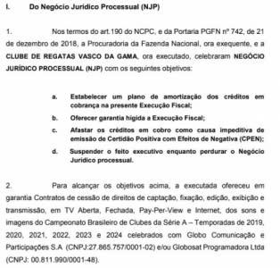 Documento - Vasco e União