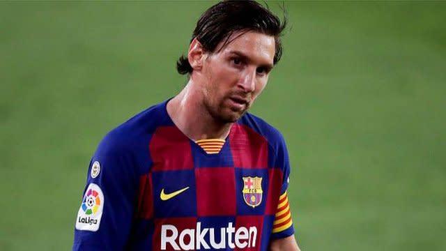 El Barcelona de Messi está clasificado en la tabla en segunda posición, detrás del Real Madrid